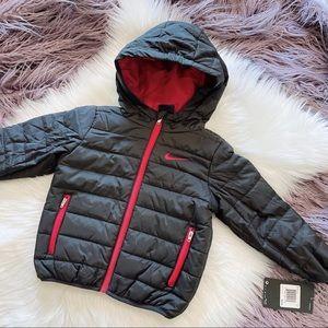 Nike Quilted jacket toddler boy